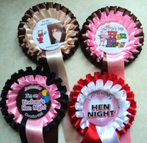 Party Rosettes